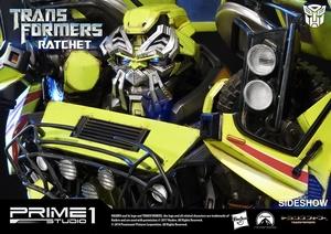 Фигурка из искусственного камня Рэтчет Prime 1 Studio Трансформеры фотография-17.jpg