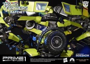 Фигурка из искусственного камня Рэтчет Prime 1 Studio Трансформеры фотография-18.jpg