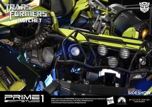 Фигурка из искусственного камня Рэтчет Prime 1 Studio Трансформеры фотография-19.jpg
