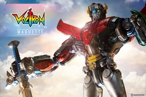 Макеты Voltron Sideshow Collectibles Voltron: Defender of the Universe фотография-01.jpg